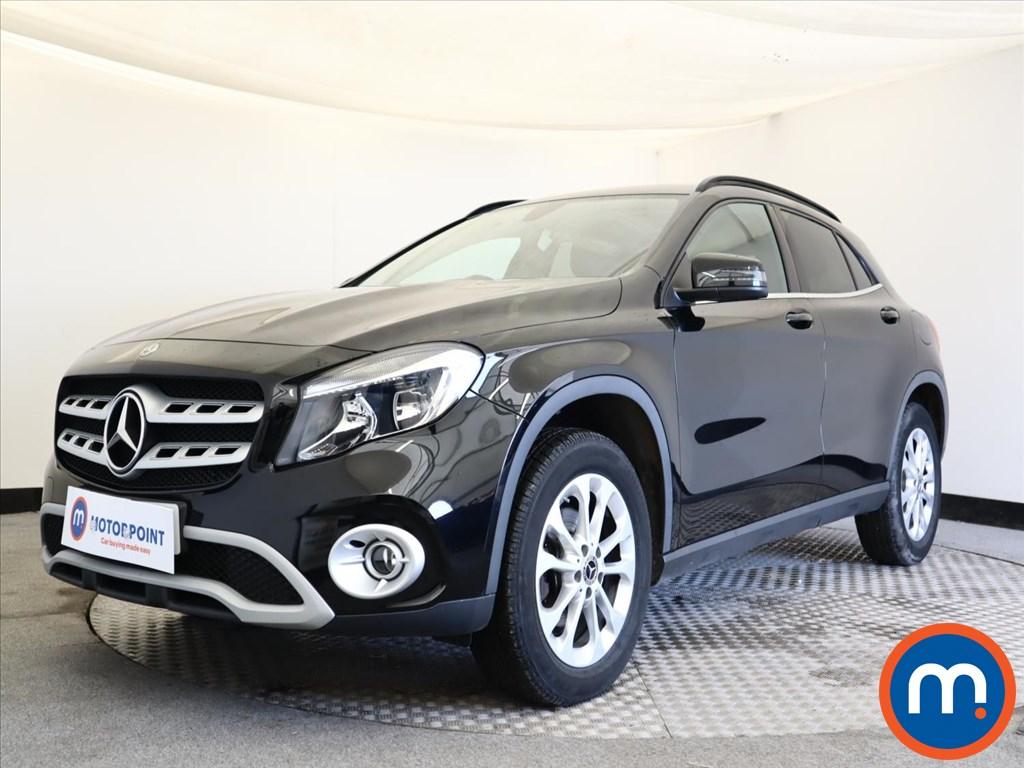 Mercedes-Benz GLA SE - Stock Number 1145246 Passenger side front corner