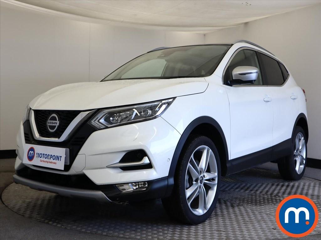 Nissan Qashqai N-Motion - Stock Number 1145655 Passenger side front corner