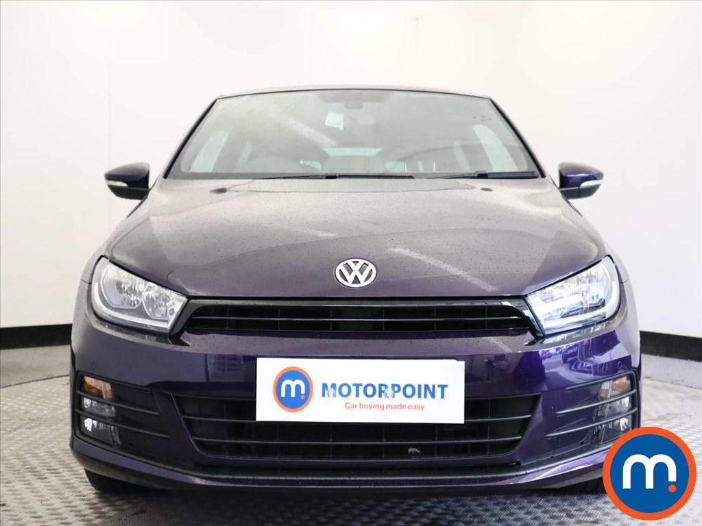 Volkswagen Scirocco GT - Stock Number 1141781 Passenger side front corner