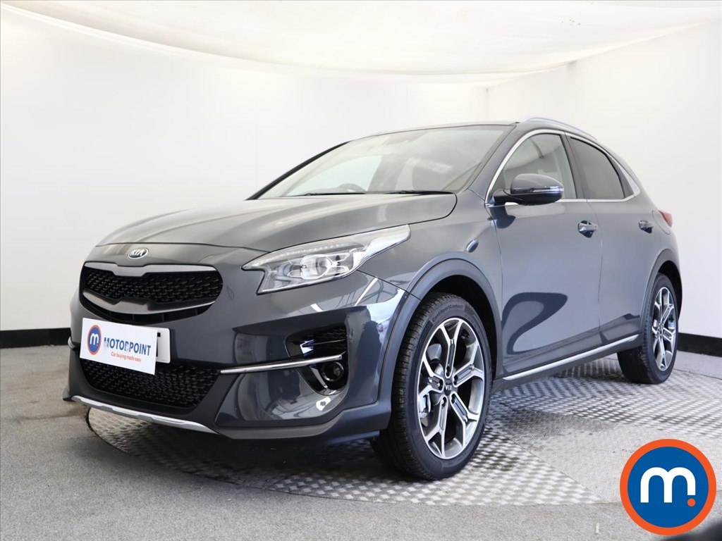 KIA Xceed 1.4T GDi ISG 3 5dr DCT - Stock Number 1146370 Passenger side front corner
