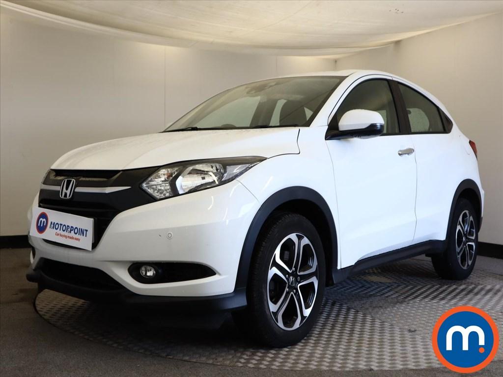 Honda Hr-V 1.6 i-DTEC SE Navi 5dr - Stock Number 1146550 Passenger side front corner