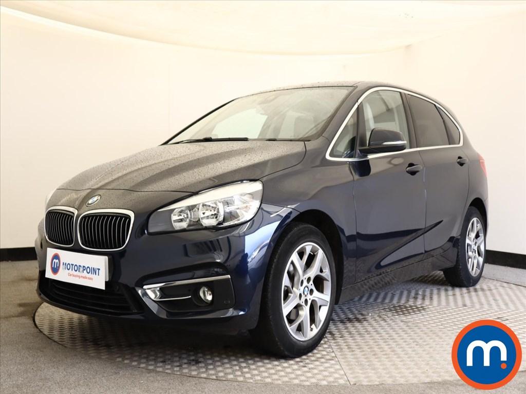 BMW 2 Series Luxury - Stock Number 1145253 Passenger side front corner