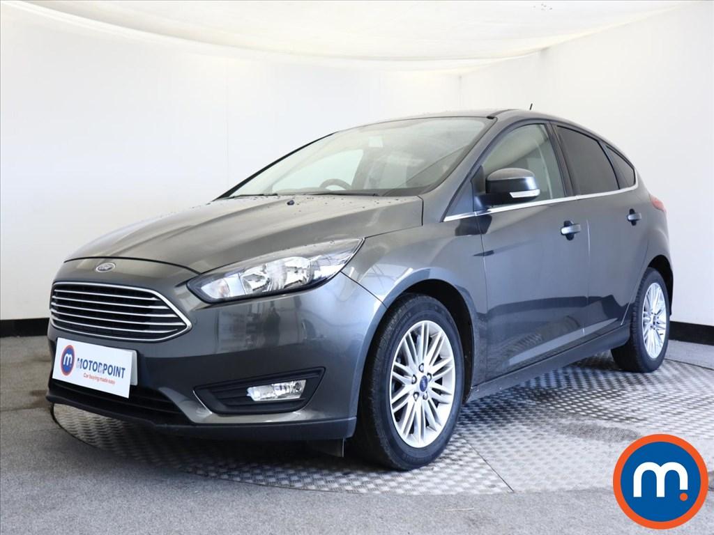 Ford Focus Zetec Edition - Stock Number 1146784 Passenger side front corner