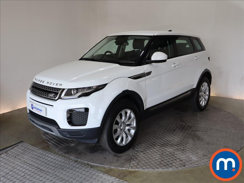 Land Rover Range Rover Evoque SE - Stock Number 1146719 Passenger side front corner