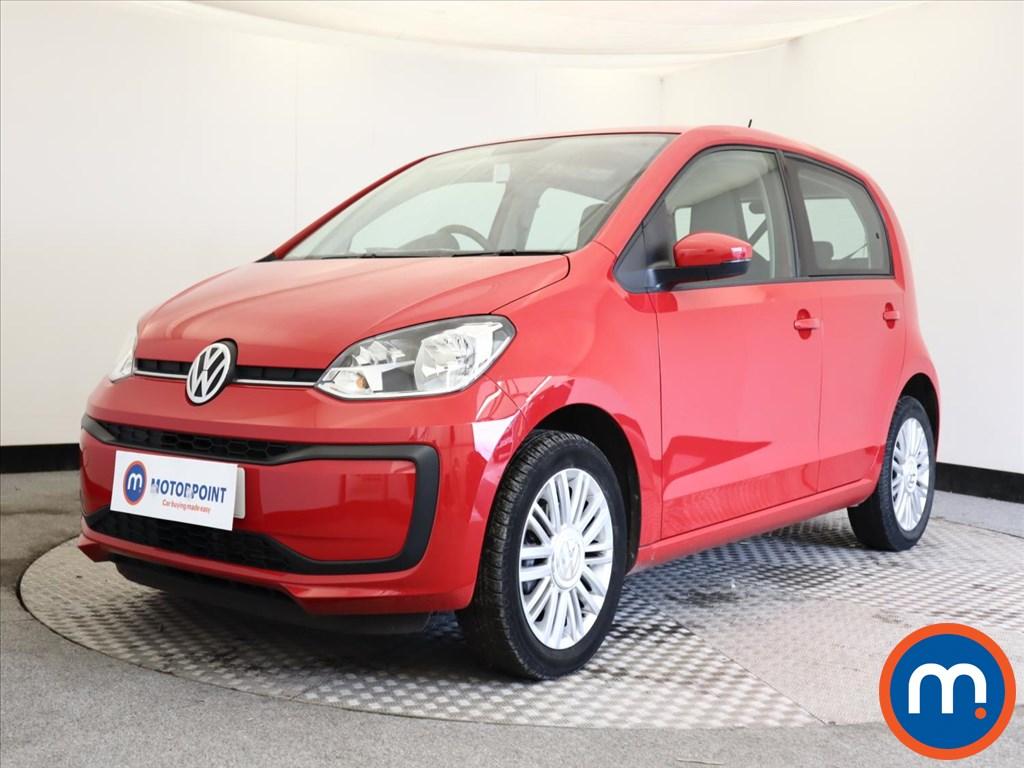 Volkswagen UP 1.0 Move Up 5dr - Stock Number 1147681 Passenger side front corner