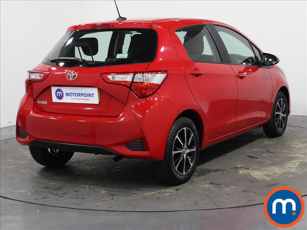 Toyota Yaris Icon Tech - Stock Number 1139783 Passenger side front corner