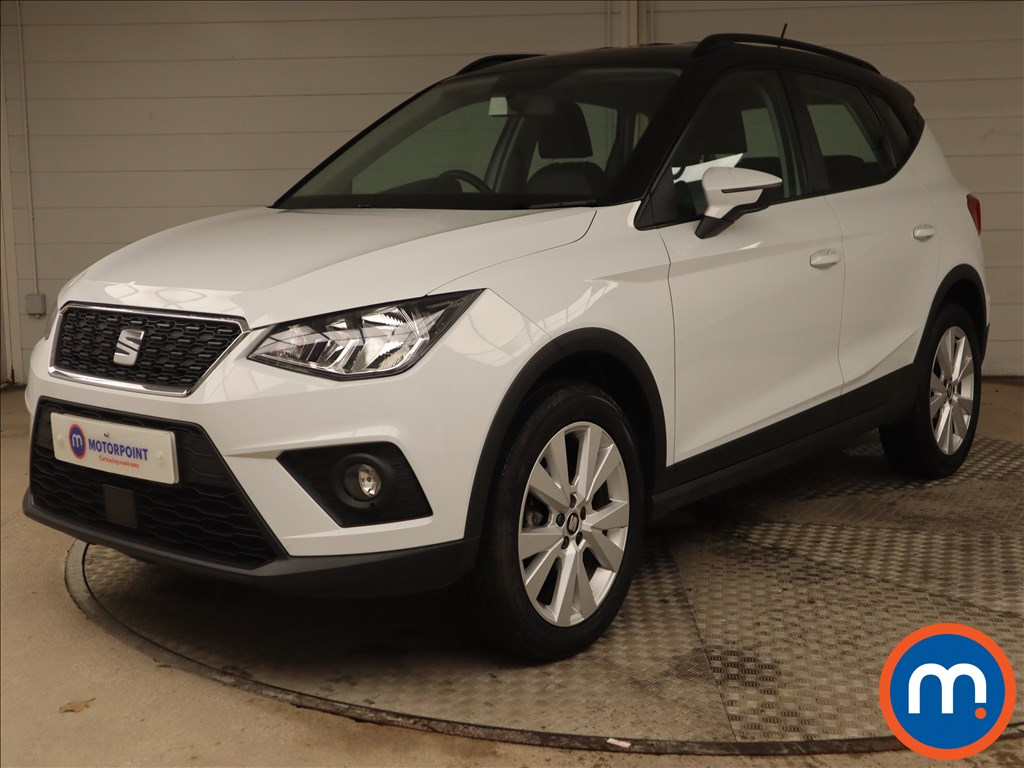 Seat Arona SE Technology - Stock Number 1145232 Passenger side front corner