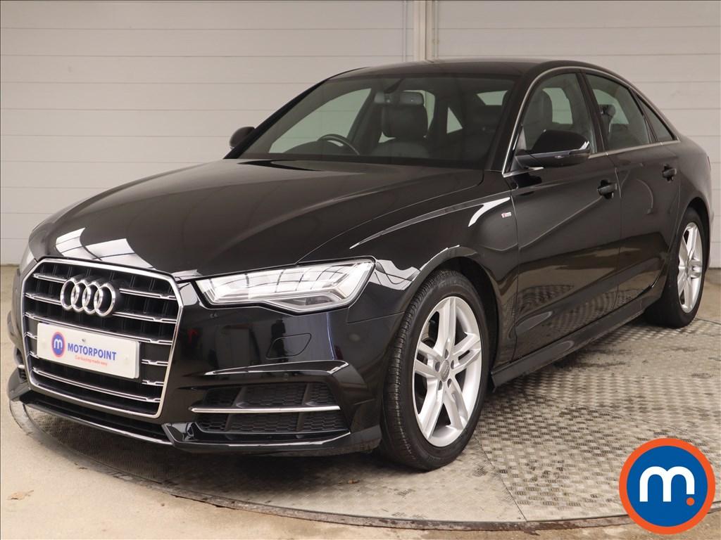 Audi A6 2.0 TDI Ultra S Line 4dr S Tronic - Stock Number 1145259 Passenger side front corner