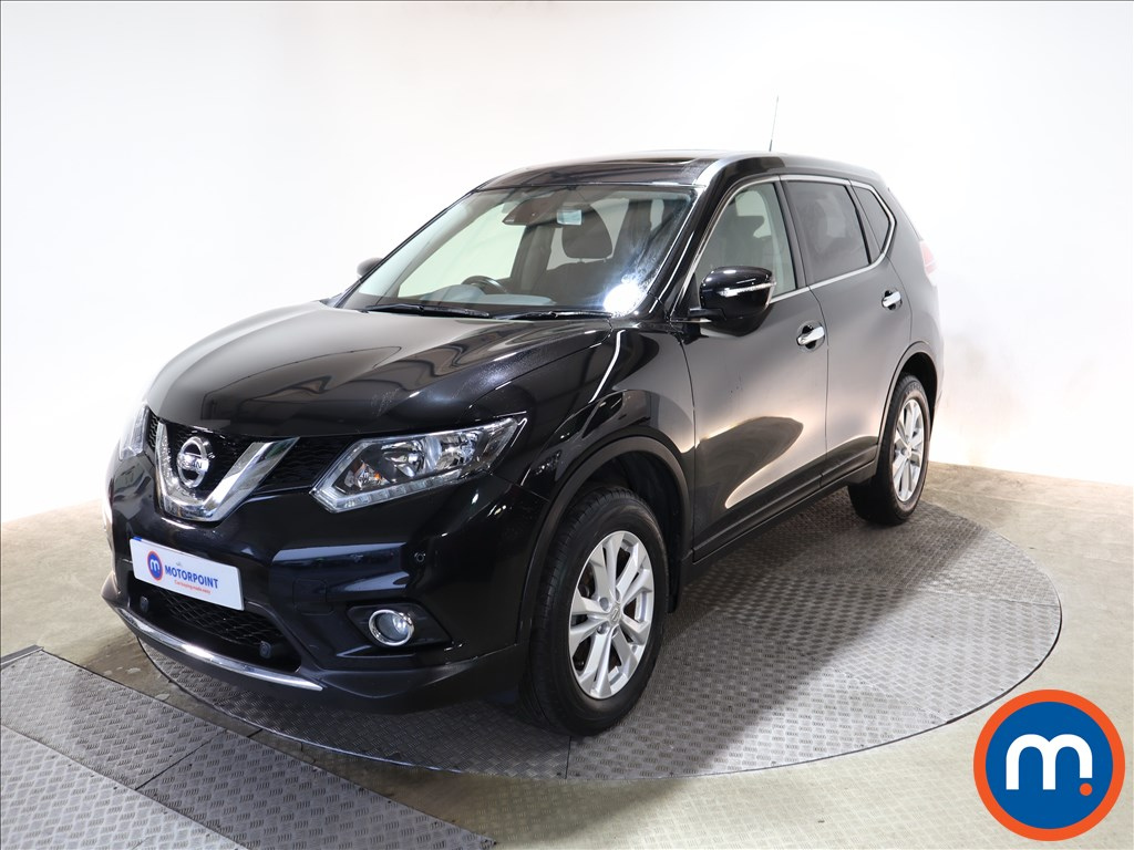 Nissan X-Trail 1.6 dCi Acenta [Smart Vision Pack] 5dr - Stock Number 1137048 Passenger side front corner