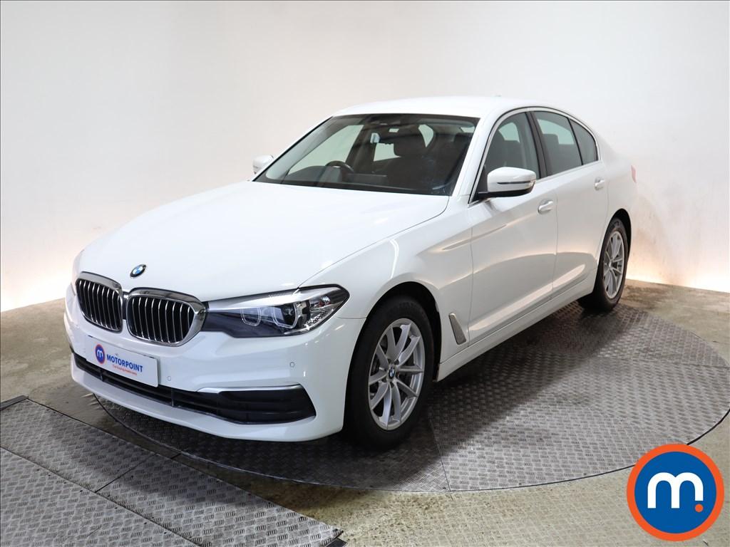 BMW 5 Series 520d SE 4dr Auto - Stock Number 1133958 Passenger side front corner