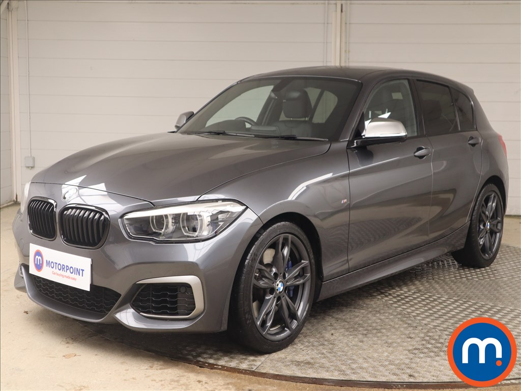 BMW 1 Series M140i Shadow Edition - Stock Number 1146664 Passenger side front corner