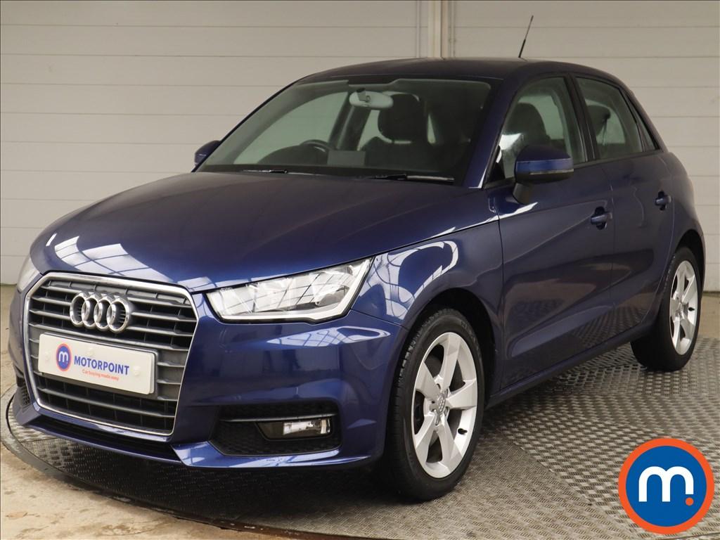 Audi A1 Sport - Stock Number 1148036 Passenger side front corner
