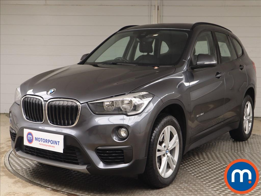 BMW X1 SE - Stock Number 1148729 Passenger side front corner