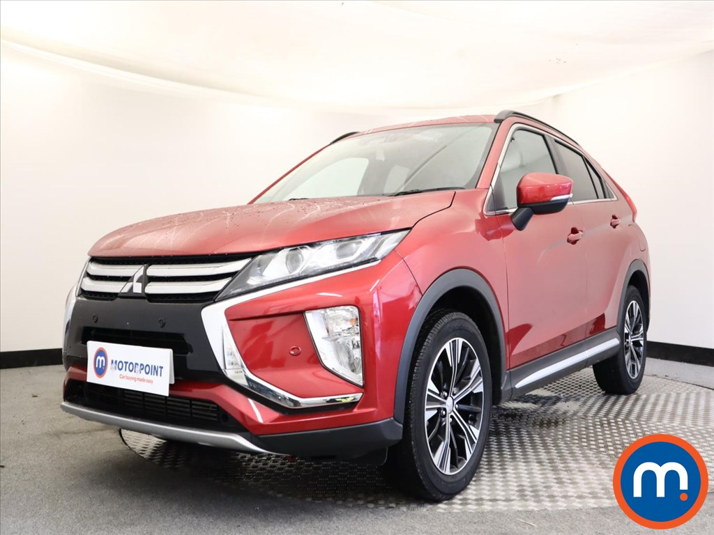 Mitsubishi Eclipse Cross Dynamic - Stock Number 1145642 Passenger side front corner