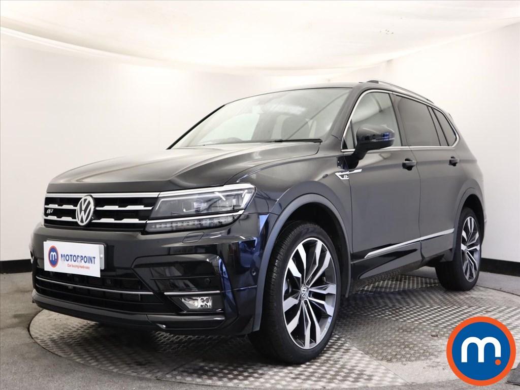 Volkswagen Tiguan Allspace R Line Tech - Stock Number 1145375 Passenger side front corner