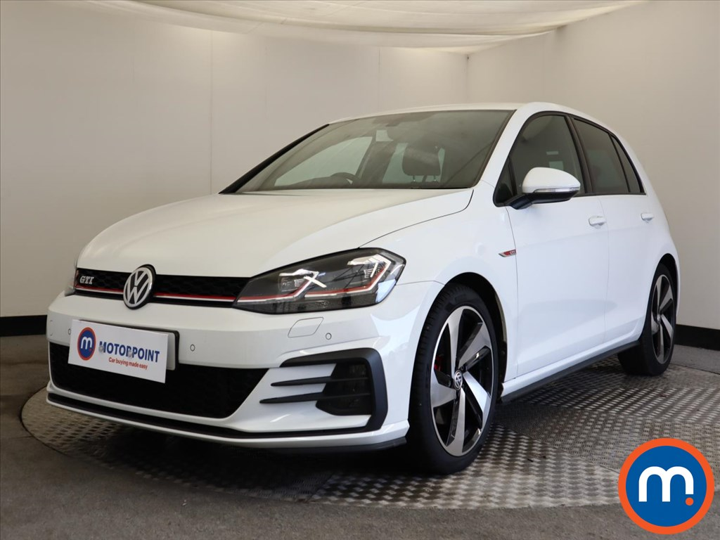 Volkswagen Golf GTI - Stock Number 1146408 Passenger side front corner