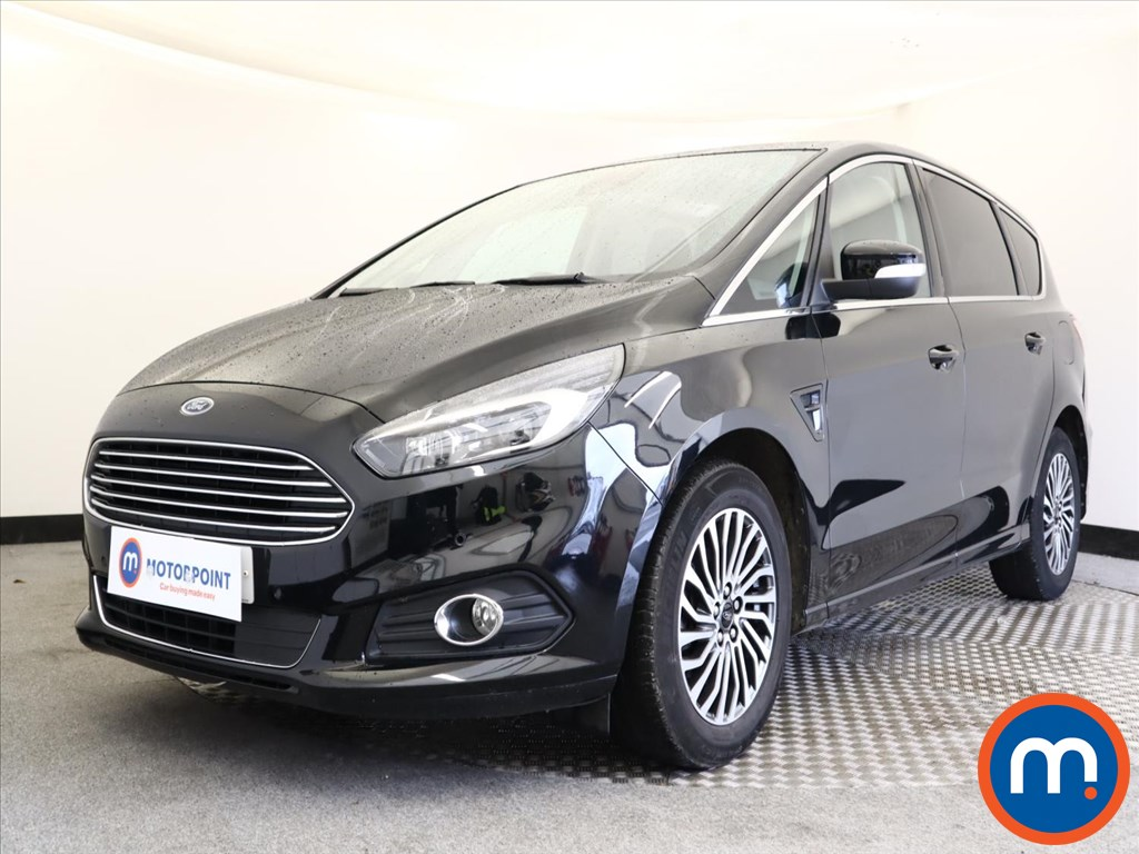 Ford S-Max 2.0 EcoBlue 150 Titanium [X Pack] 5dr - Stock Number 1146473 Passenger side front corner