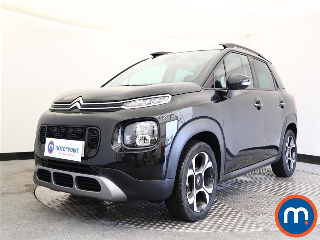 Citroen C3 Aircross 1.2 PureTech 110 Flair 5dr [6 speed] - Stock Number 1148291 Passenger side front corner