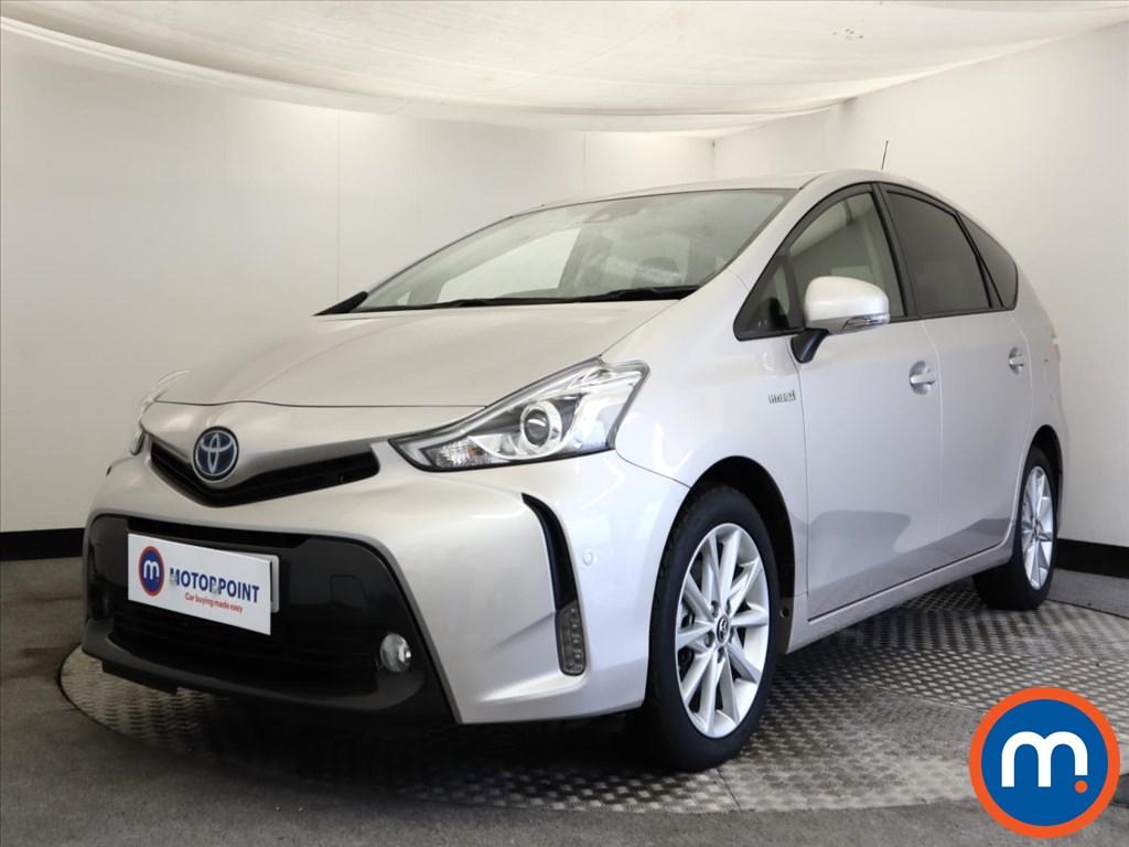 Toyota Prius-Plus Excel - Stock Number 1148505 Passenger side front corner