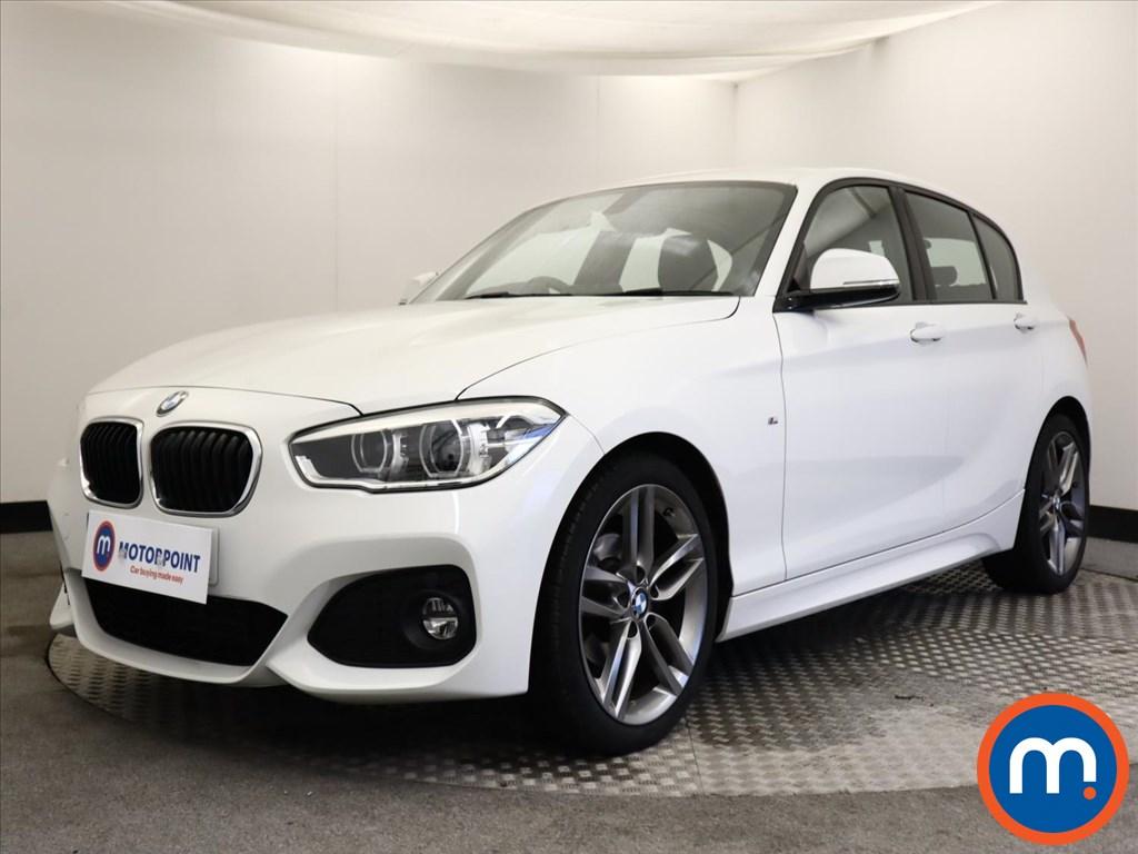 BMW 1 Series 118d M Sport 5dr [Nav-Servotronic] - Stock Number 1149249 Passenger side front corner