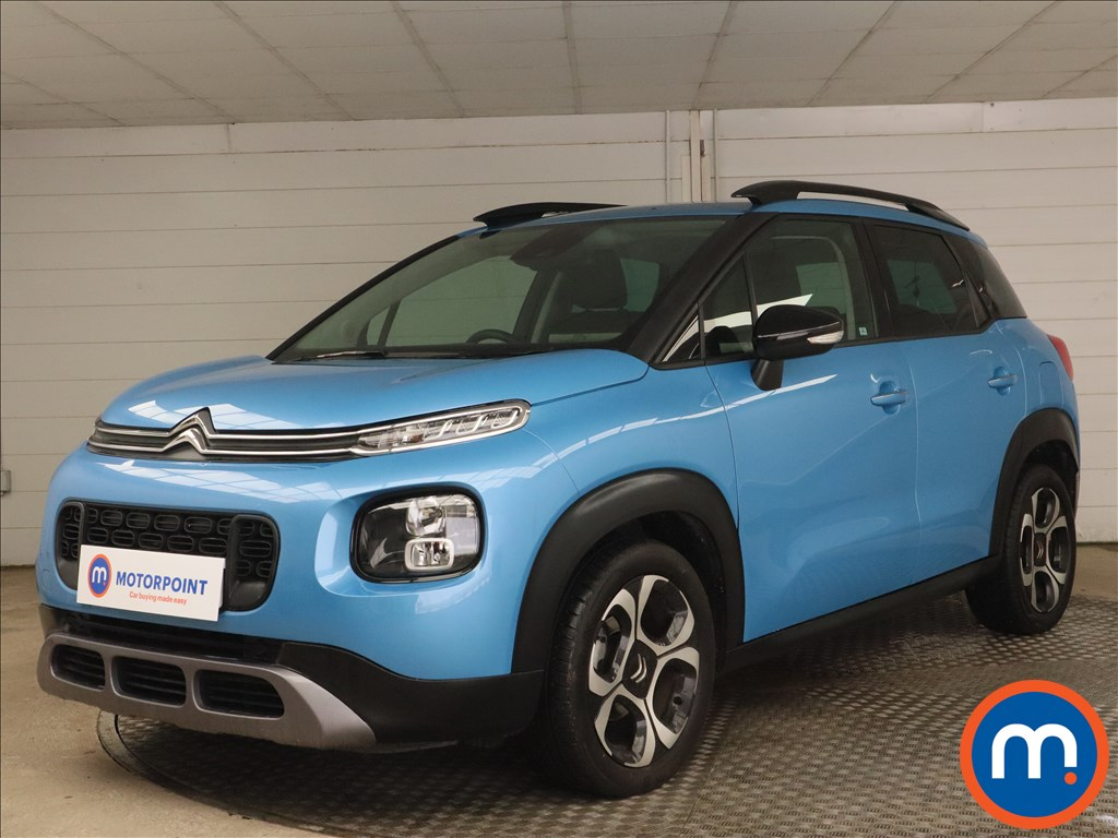 Citroen C3 Aircross 1.5 BlueHDi Flair 5dr [6 speed] - Stock Number 1132634 Passenger side front corner
