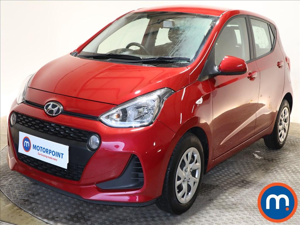 Hyundai I10 1.0 SE 5dr - Stock Number 1143226 Passenger side front corner