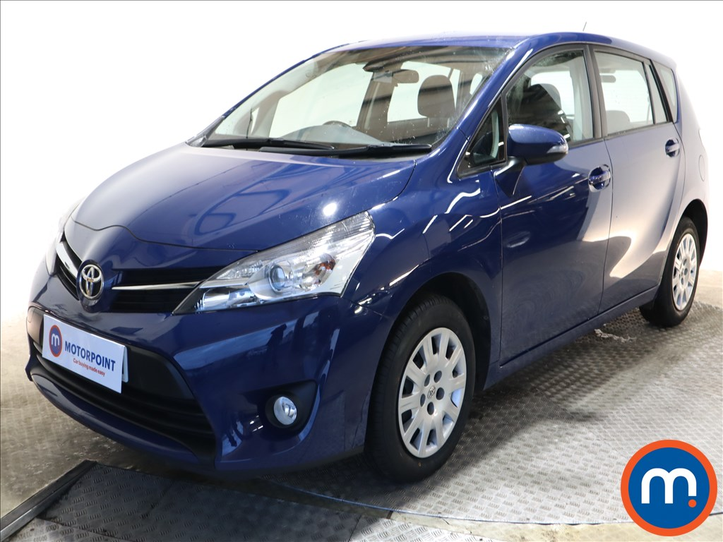 Toyota Verso 1.6 V-matic Active TSS 5dr [5 Seats] - Stock Number 1148322 Passenger side front corner