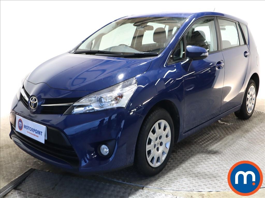 Toyota Verso 1.6 V-matic Active TSS 5dr [5 Seats] - Stock Number 1148322 Passenger side front corner