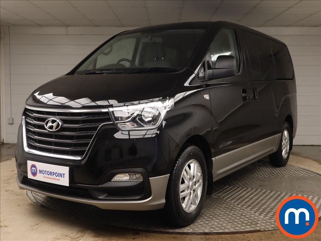 Hyundai I800 2.5 CRDi SE Nav 5dr - Stock Number 1142925 Passenger side front corner
