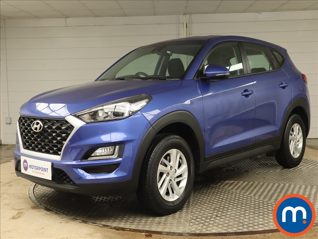 Hyundai Tucson 1.6 GDi S Connect 5dr 2WD - Stock Number 1148020 Passenger side front corner
