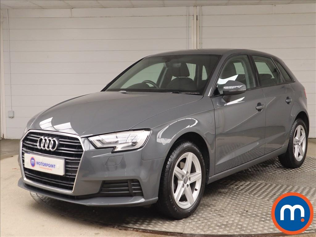 Audi A3 SE - Stock Number 1142541 Passenger side front corner