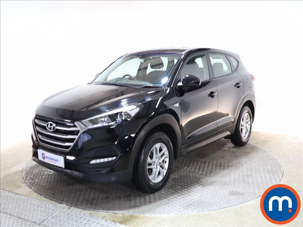 Hyundai Tucson 1.7 CRDi Blue Drive S 5dr 2WD - Stock Number 1144053 Passenger side front corner