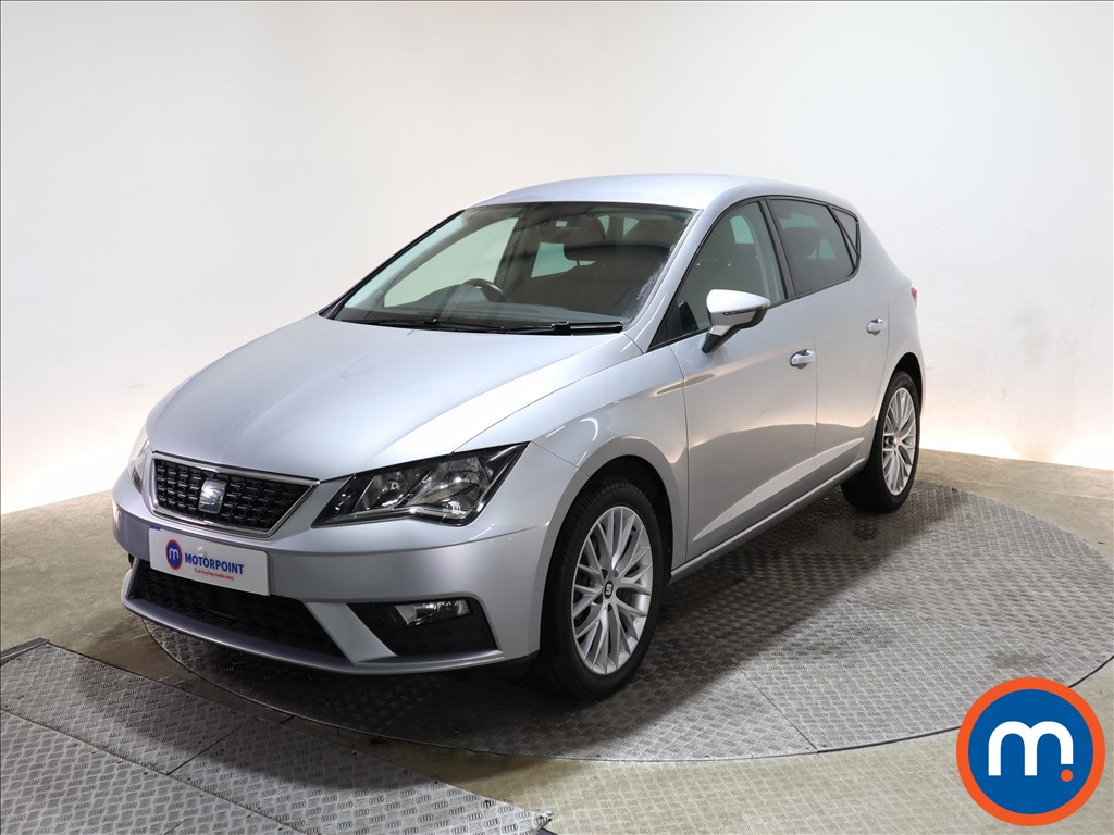 Seat Leon 1.2 TSI SE Dynamic Technology 5dr - Stock Number 1137472 Passenger side front corner