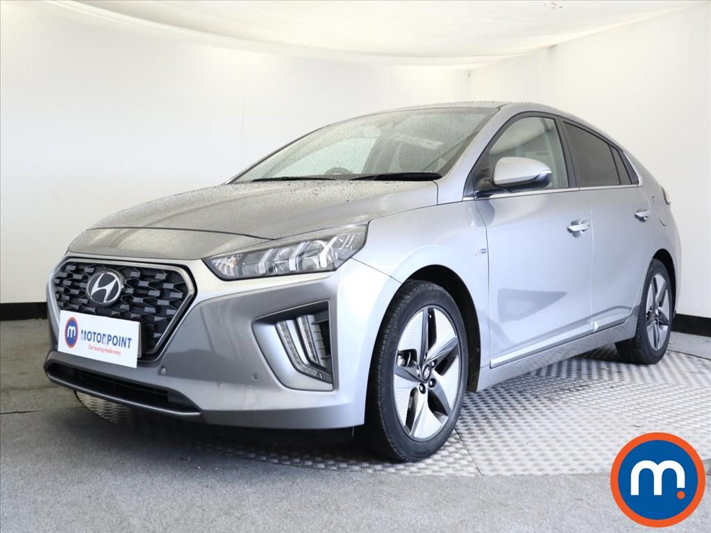 Hyundai Ioniq Premium SE - Stock Number 1147267 Passenger side front corner