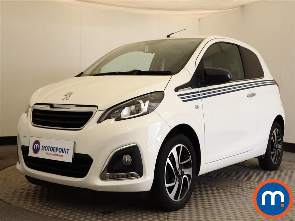 Peugeot 108 Collection - Stock Number 1147569 Passenger side front corner