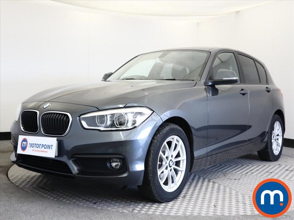 BMW 1 Series 116d SE Business 5dr [Nav-Servotronic] - Stock Number 1149425 Passenger side front corner