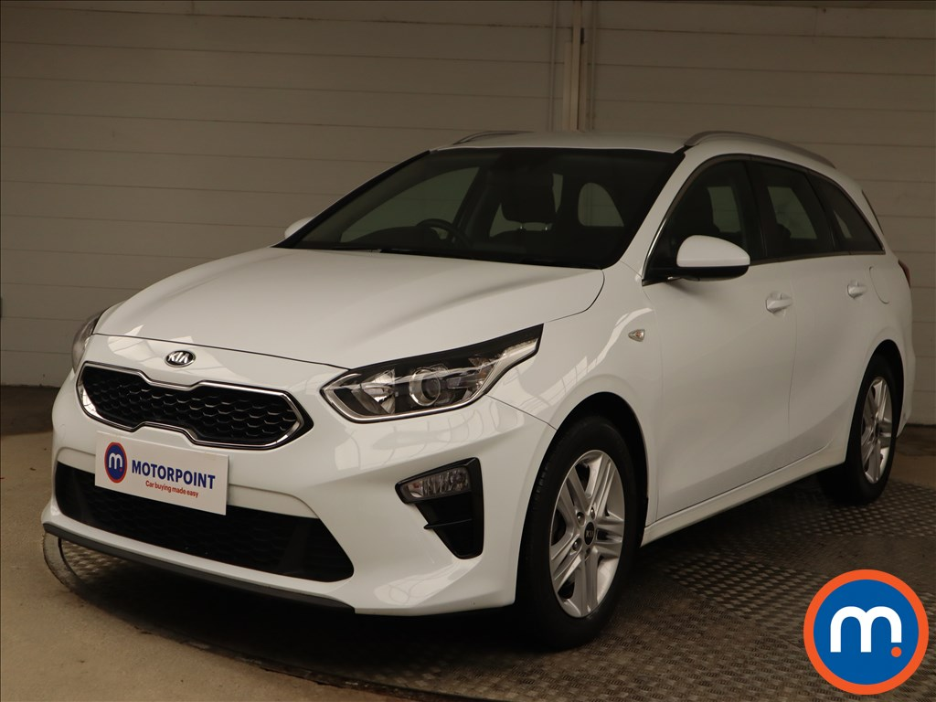 KIA Ceed 1.0T GDi ISG 2 5dr - Stock Number 1143923 Passenger side front corner