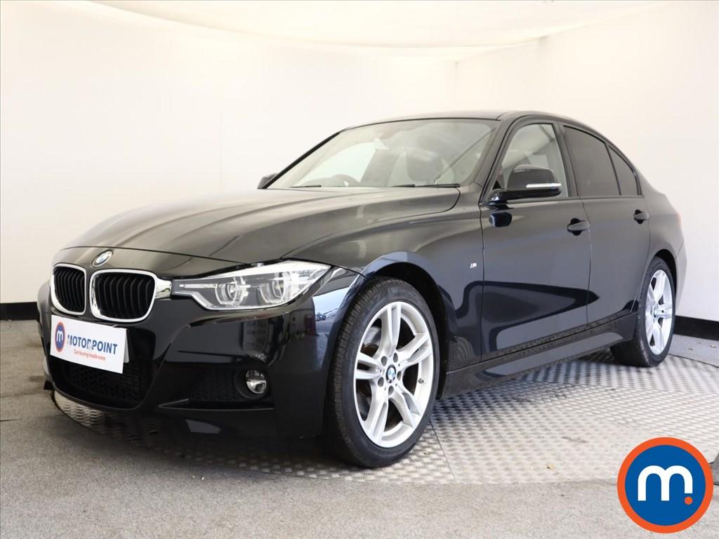 BMW 3 Series 320d M Sport 4dr Step Auto - Stock Number 1146783 Passenger side front corner