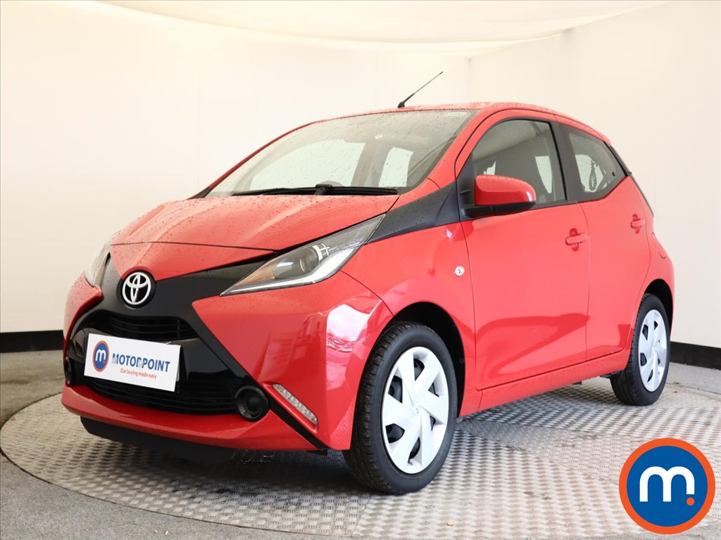 Toyota Aygo X-Play - Stock Number 1149048 Passenger side front corner