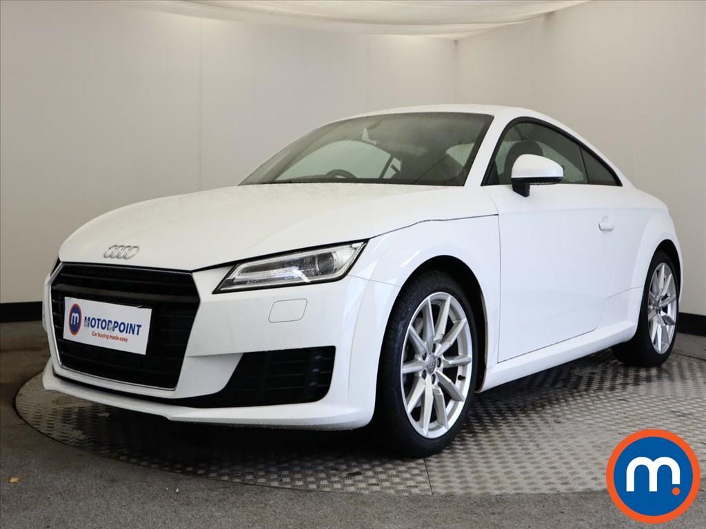 Audi TT Sport - Stock Number 1149470 Passenger side front corner