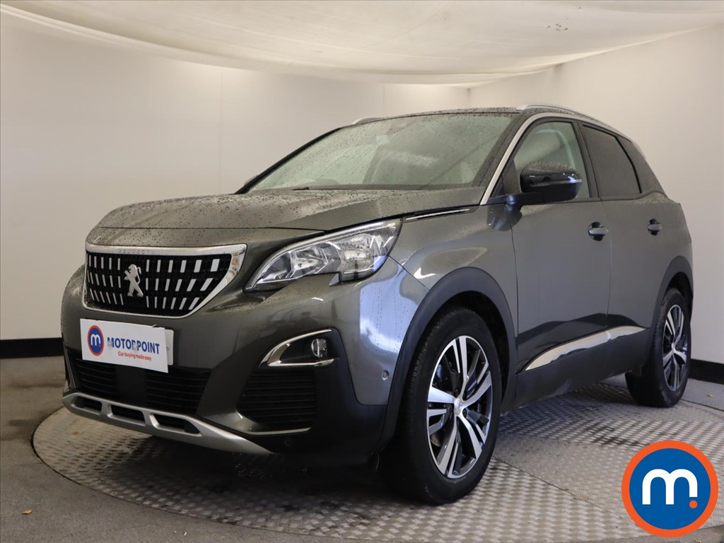 Peugeot 3008 Allure - Stock Number 1150064 Passenger side front corner