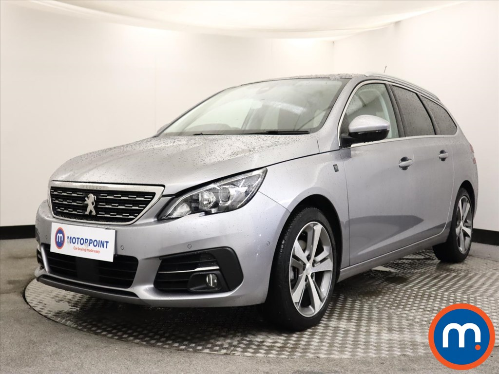 Peugeot 308 Tech Edition - Stock Number 1148467 Passenger side front corner