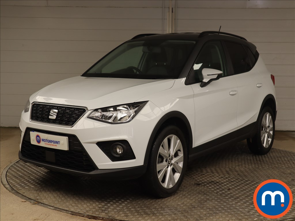 Seat Arona SE Technology Lux - Stock Number 1144602 Passenger side front corner