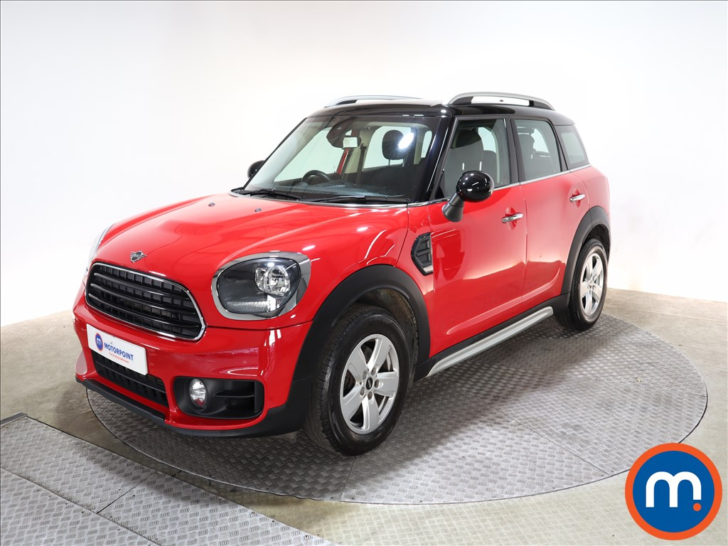 Mini Countryman 1.5 Cooper Classic 5dr - Stock Number 1146226 Passenger side front corner