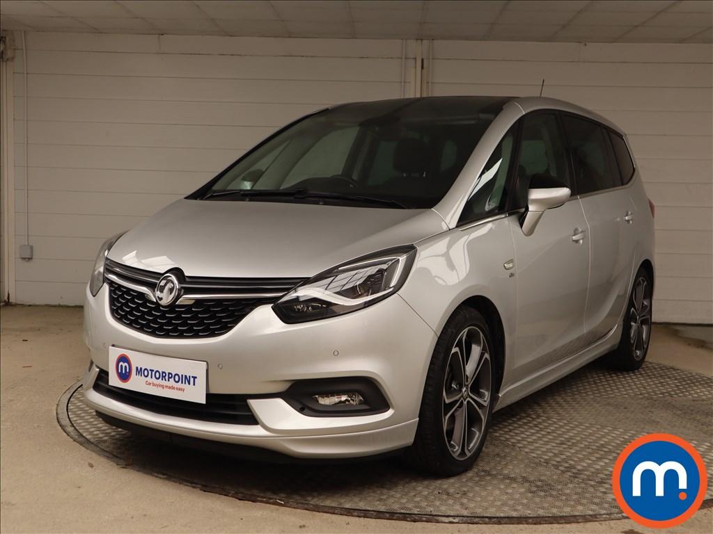 Vauxhall Zafira Elite Nav - Stock Number 1146298 Passenger side front corner