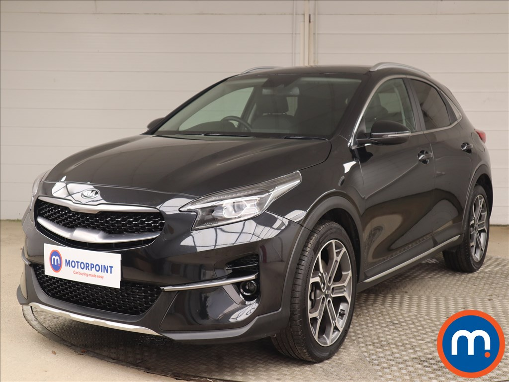 KIA Xceed 1.4T GDi ISG 3 5dr DCT - Stock Number 1146371 Passenger side front corner