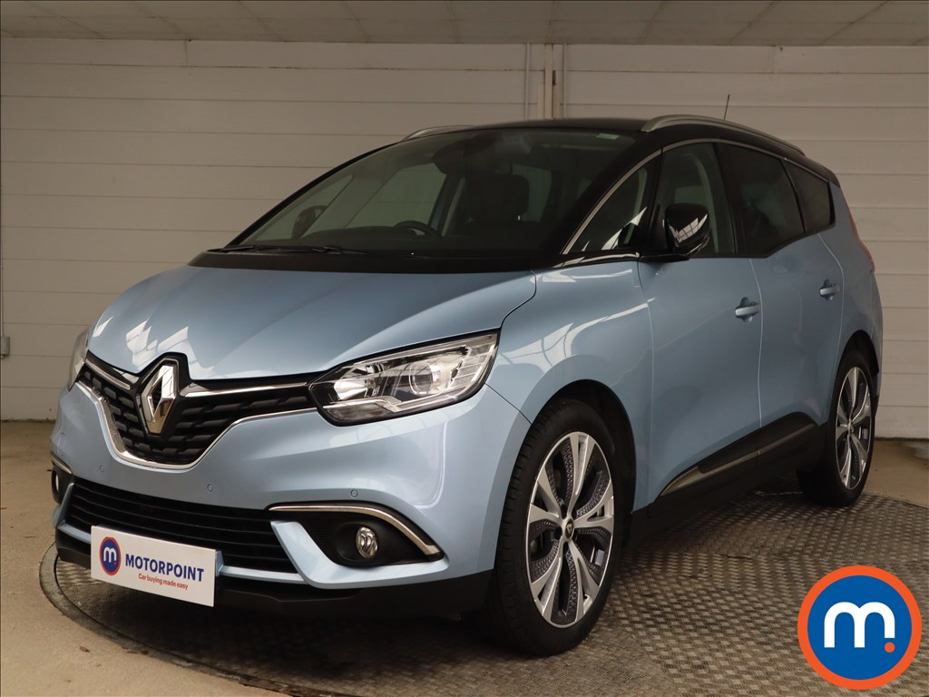 Renault Grand Scenic 1.3 TCE 140 Signature 5dr - Stock Number 1148084 Passenger side front corner