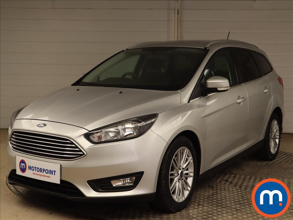 Ford Focus Zetec Edition - Stock Number 1148065 Passenger side front corner