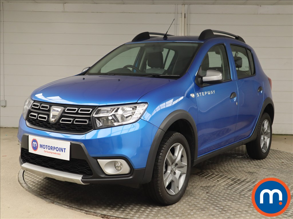 Dacia Sandero Stepway Essential - Stock Number 1144351 Passenger side front corner