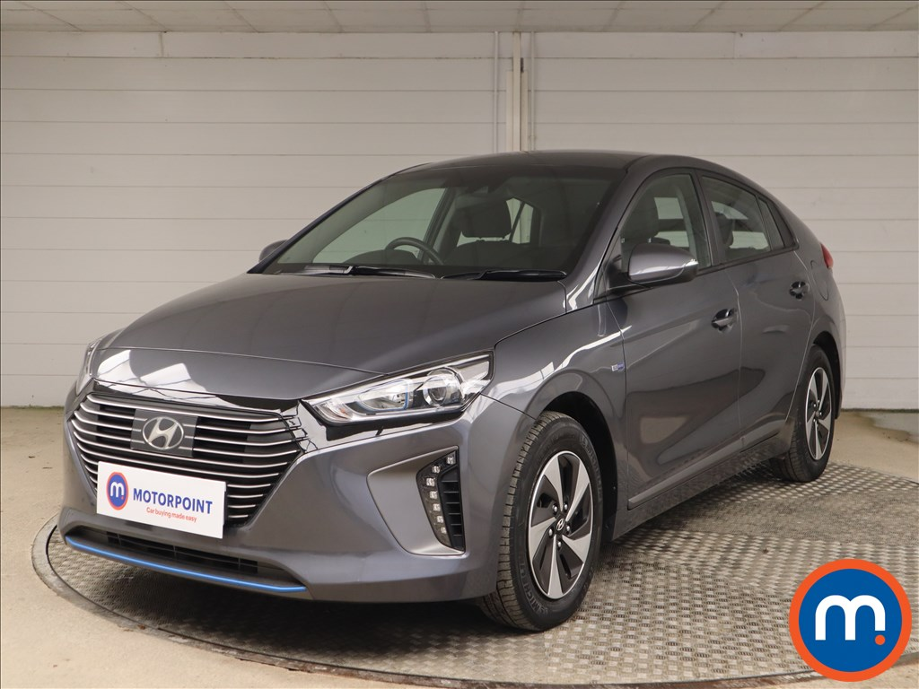 Hyundai Ioniq SE - Stock Number 1125286 Passenger side front corner